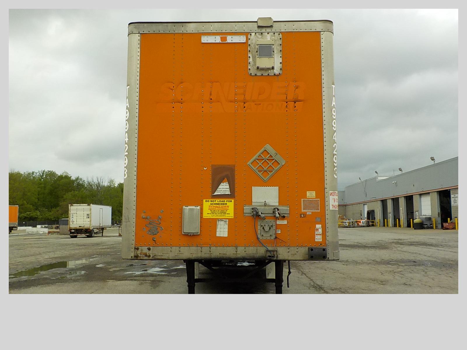 2009 Wabash VAN for sale-59265822