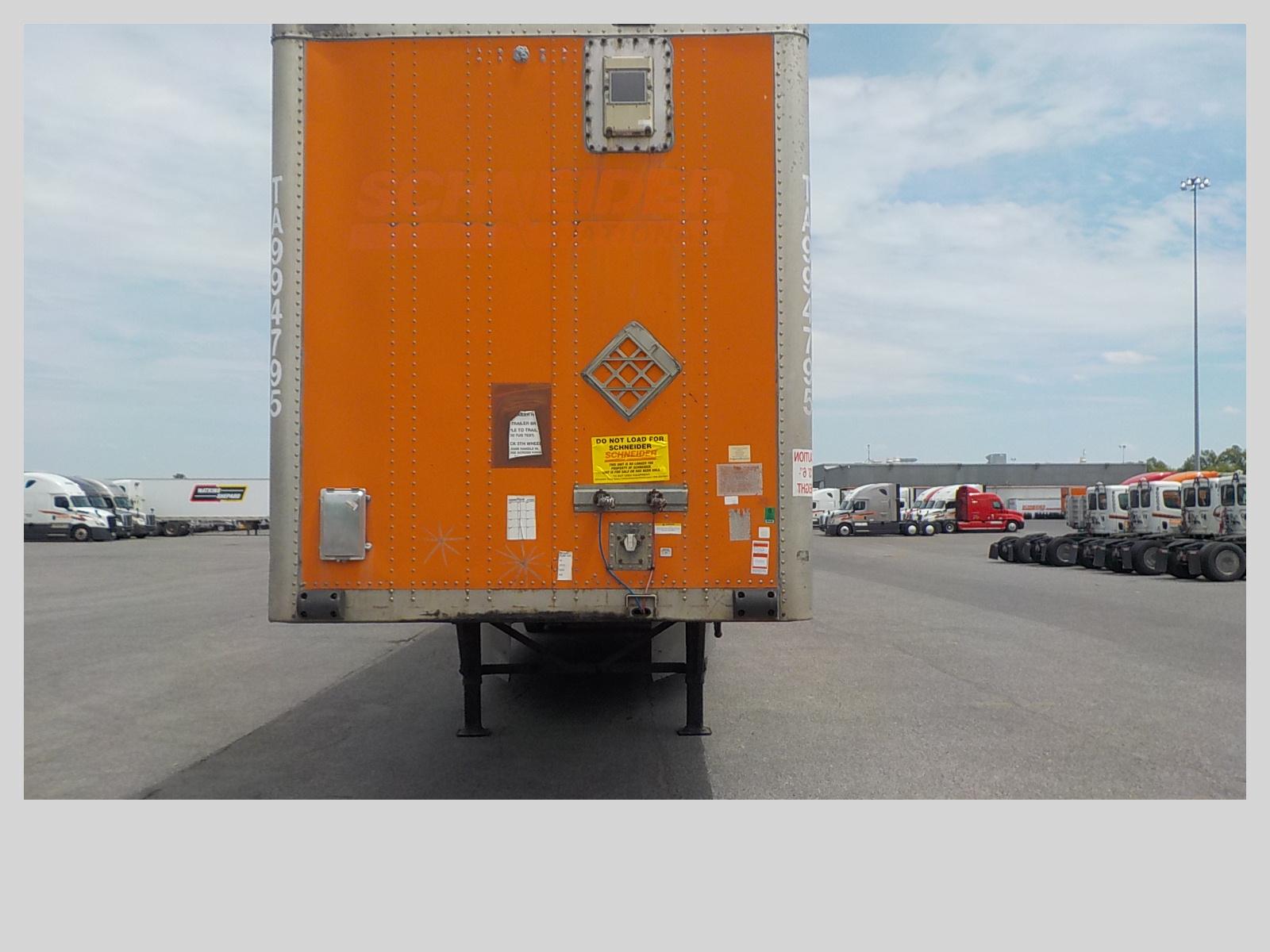 2009 Wabash VAN for sale-59265824