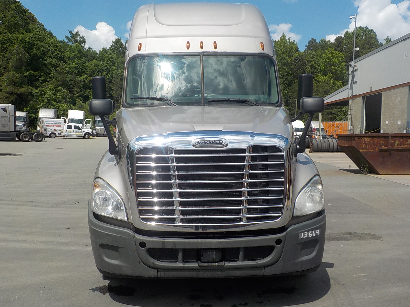 2015 Freightliner Cascadia for sale-59218928