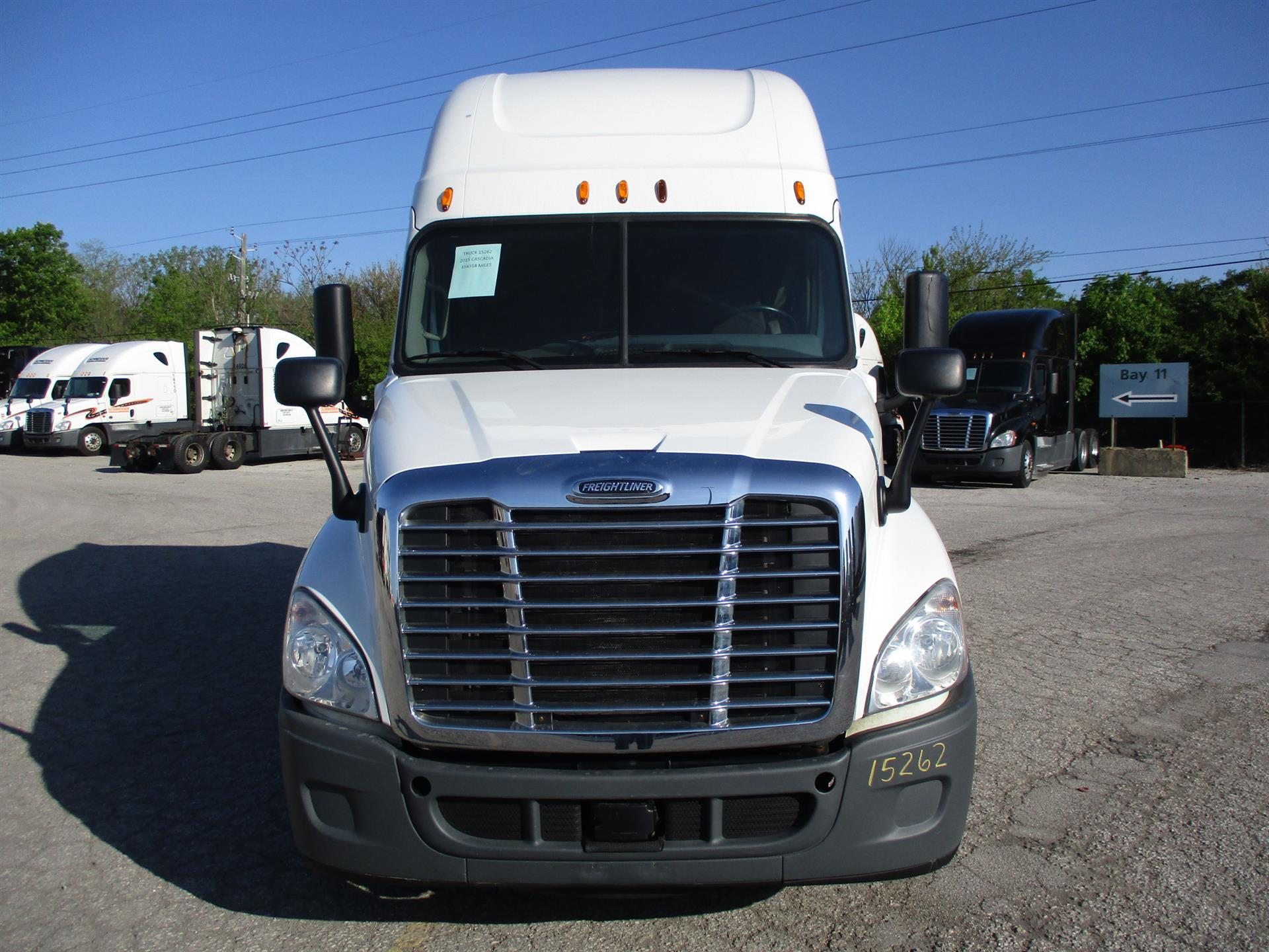 2015 Freightliner Cascadia for sale-59218326