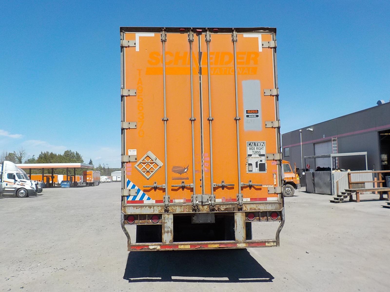 2005 Wabash Van for sale-59226751