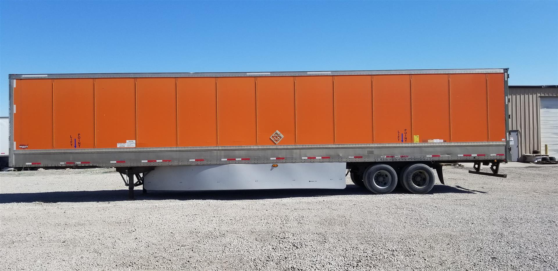 2007 Wabash VAN for sale-59265828