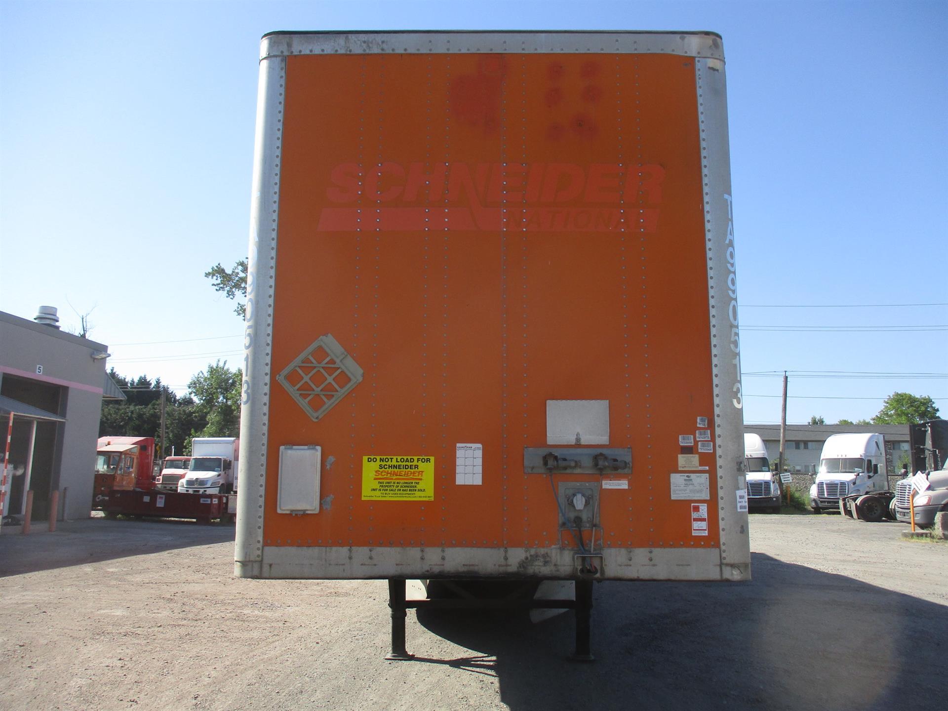 2009 Wabash VAN for sale-59265829