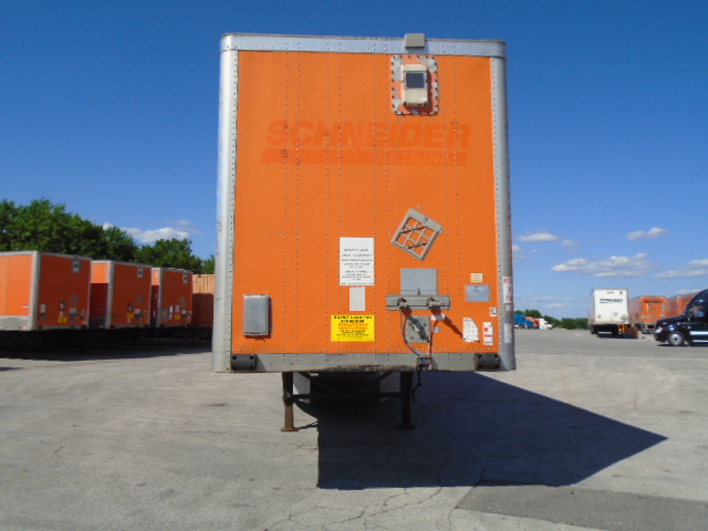 2009 Wabash Van for sale-59218503