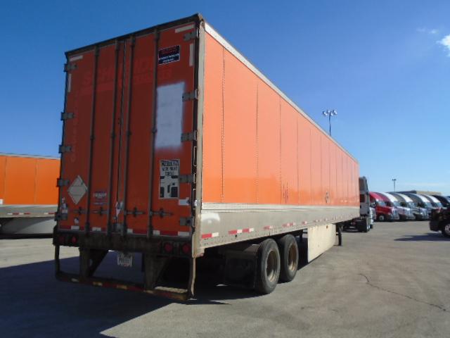 2009 Wabash VAN for sale-59290041