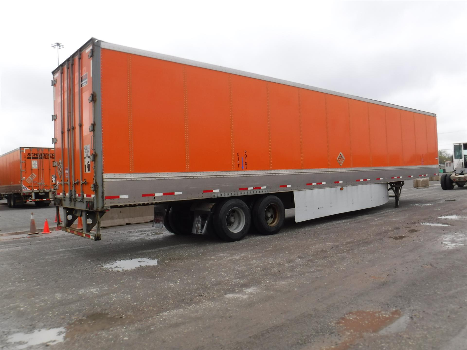 2009 Wabash Van for sale-59218510