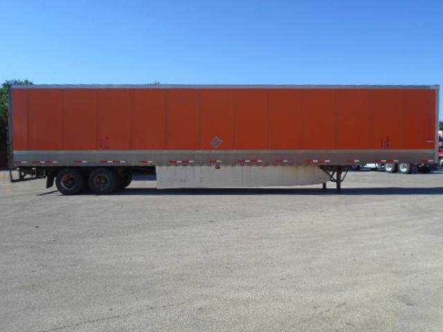 2009 Wabash VAN for sale-59290043