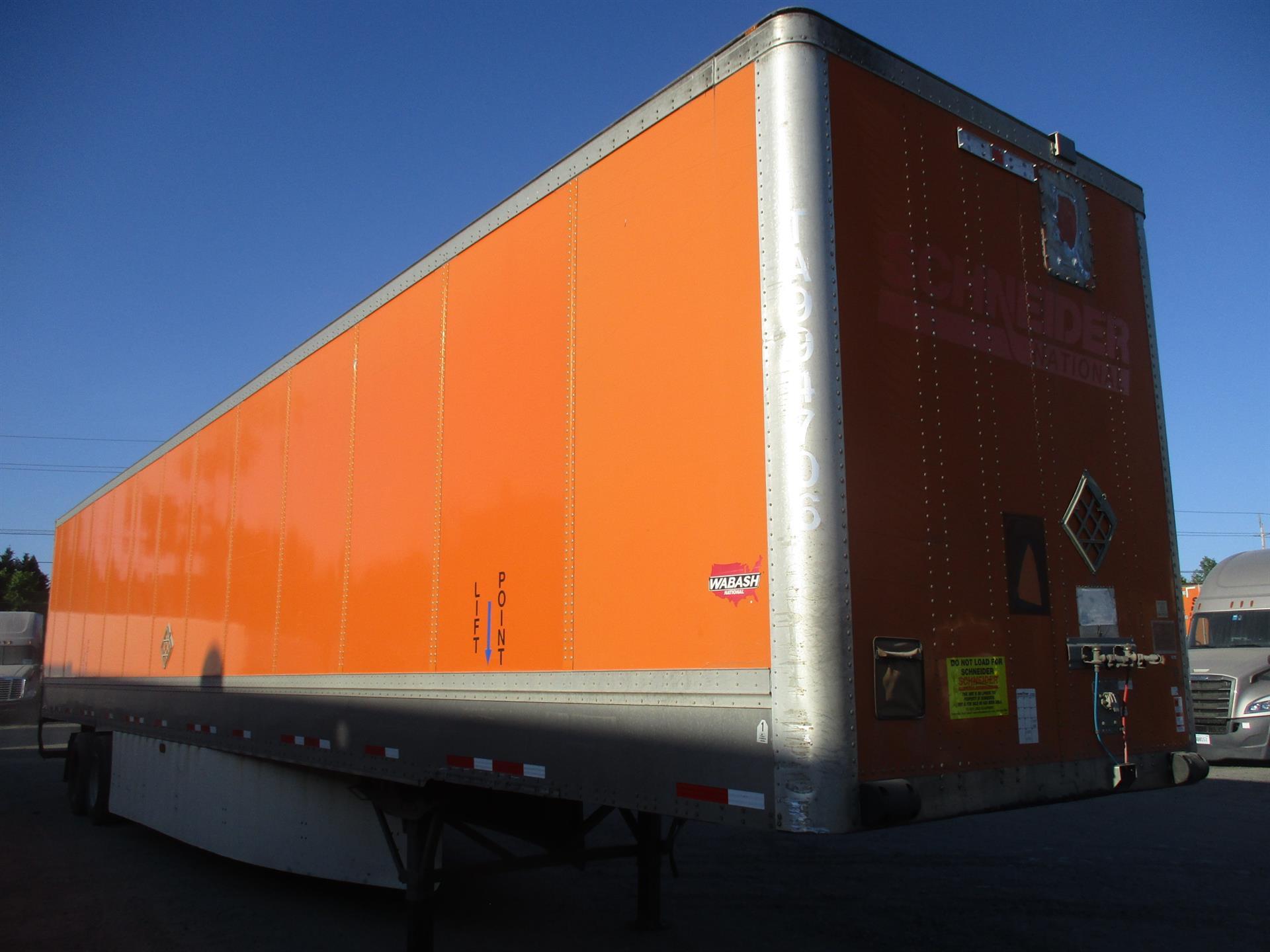 2009 Wabash VAN for sale-59265839