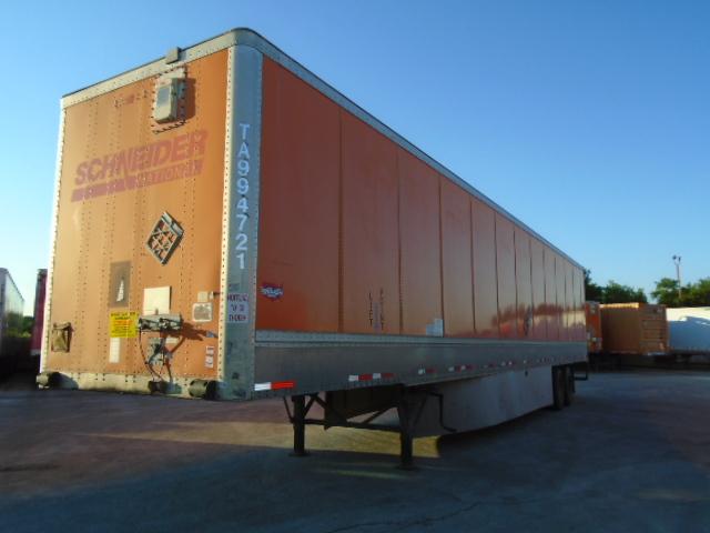 2009 Wabash Van for sale-59218518