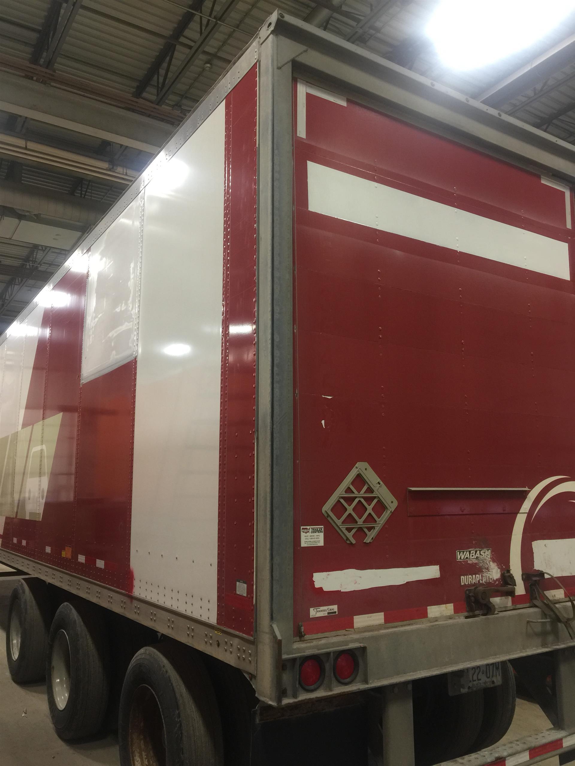 2012 Wabash Van for sale-59218538