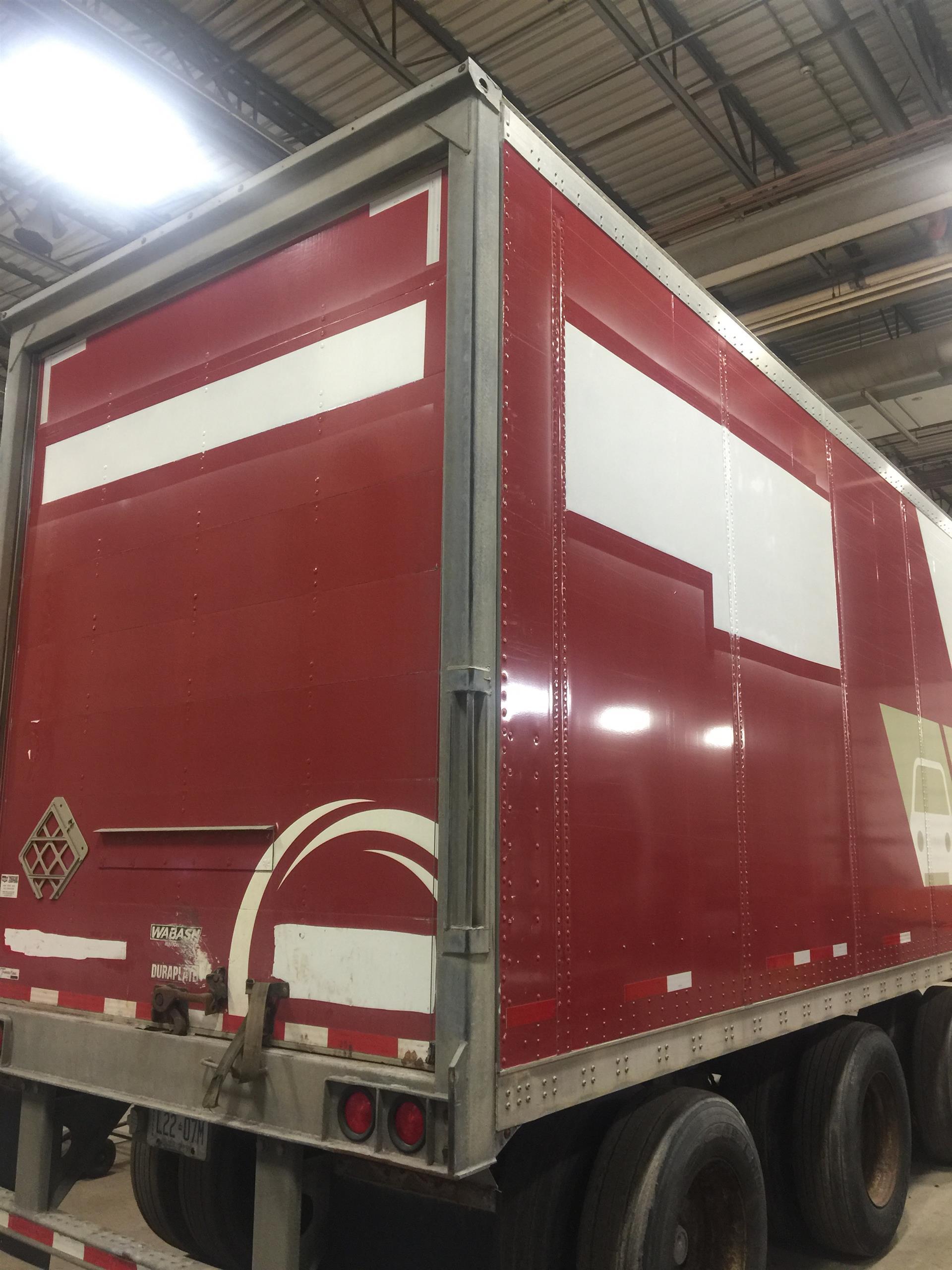 2012 Wabash VAN for sale-59275718
