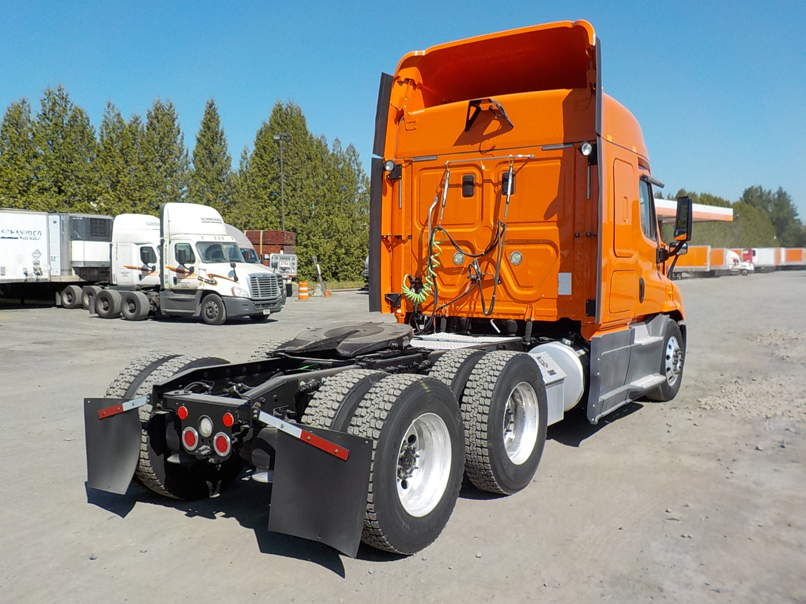 2014 Freightliner Cascadia for sale-59264115