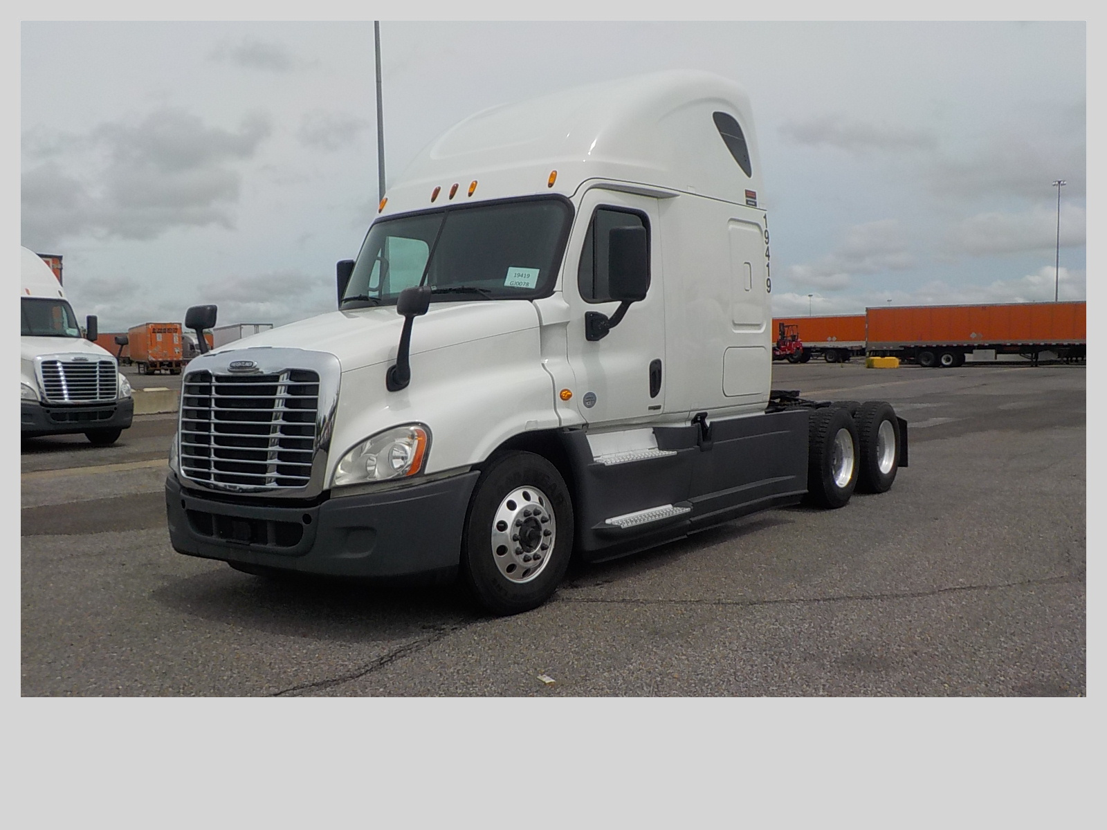 2015 Freightliner Cascadia for sale-59218603