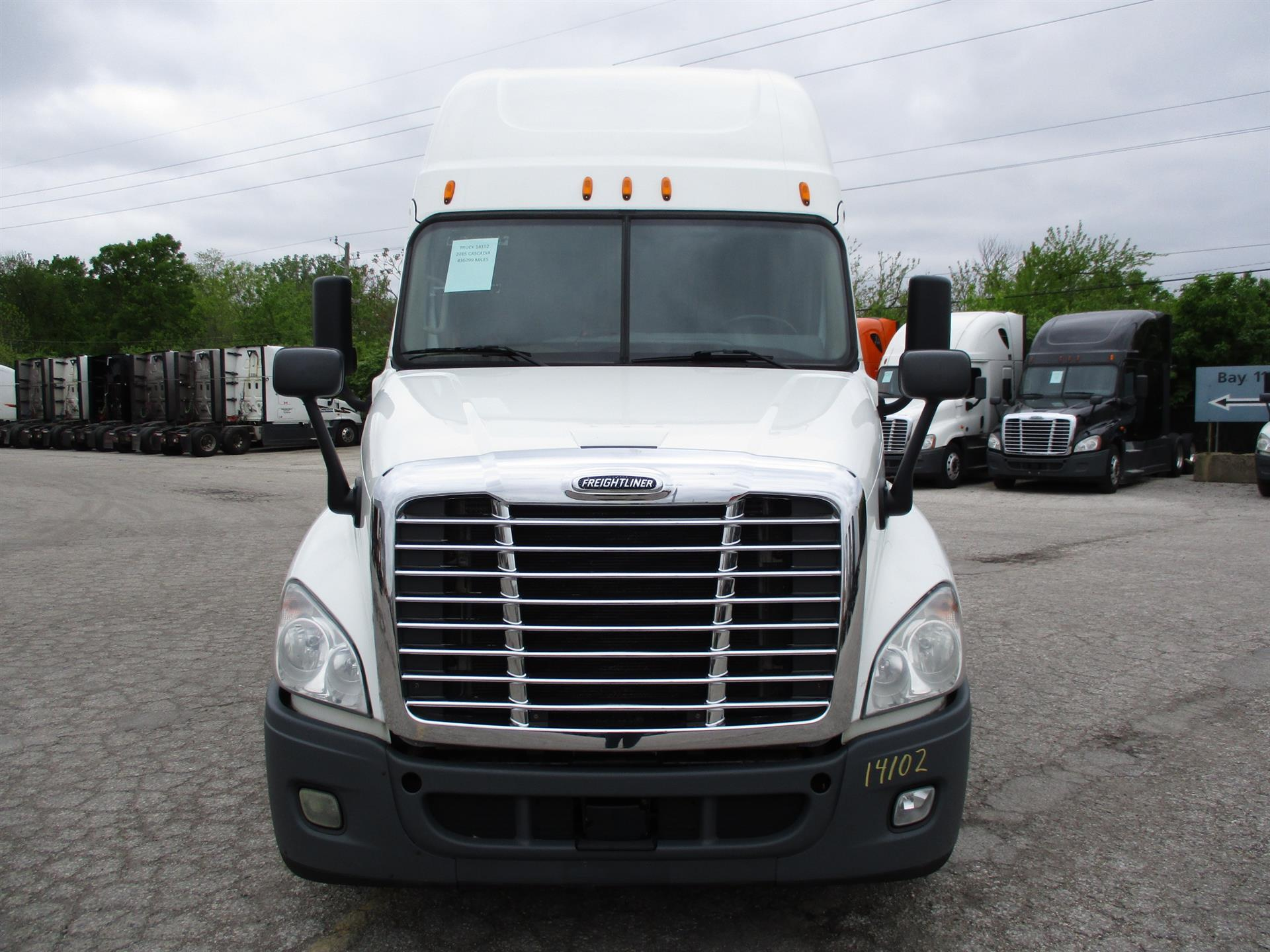 2015 Freightliner Cascadia for sale-59275052