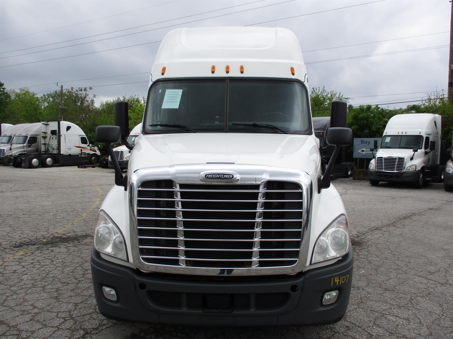 2015 Freightliner Cascadia for sale-59218963