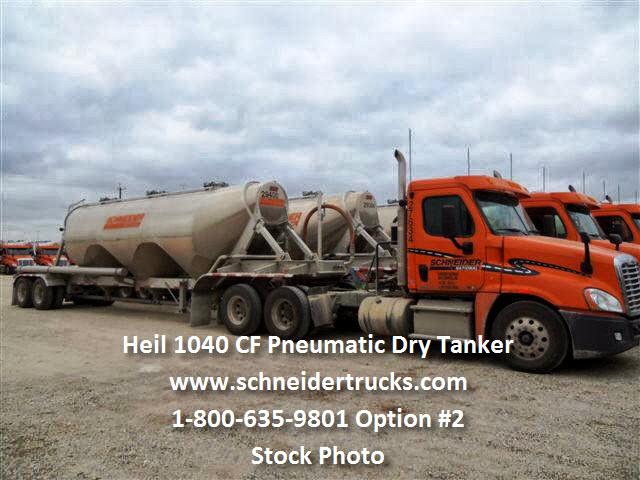 2012 Heil Bulk Dry for sale-59219305
