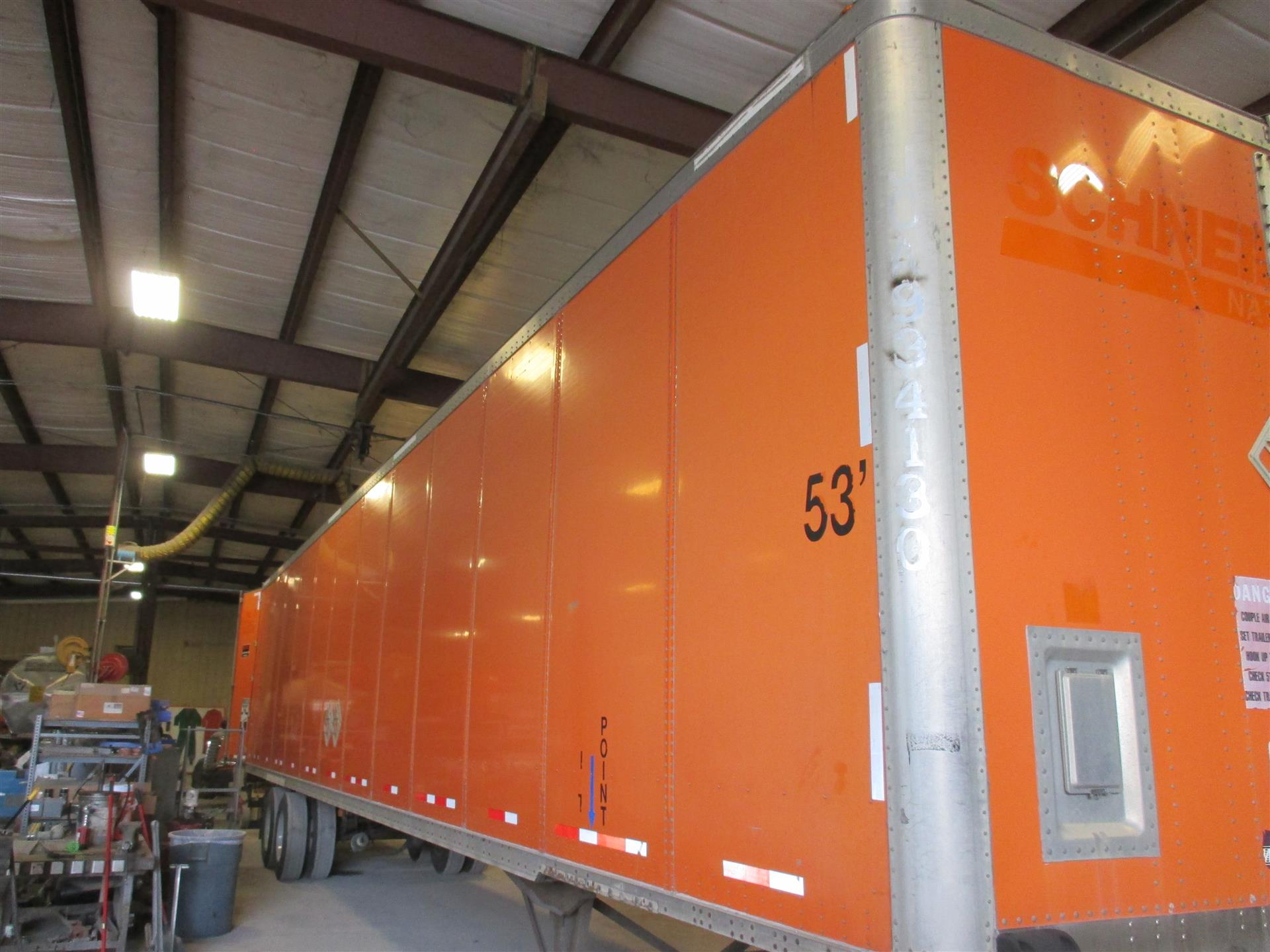 2003 Wabash SPECIALITY for sale-59219180