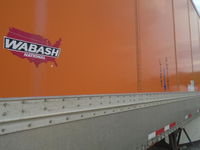 2009 Wabash VAN for sale-59290052