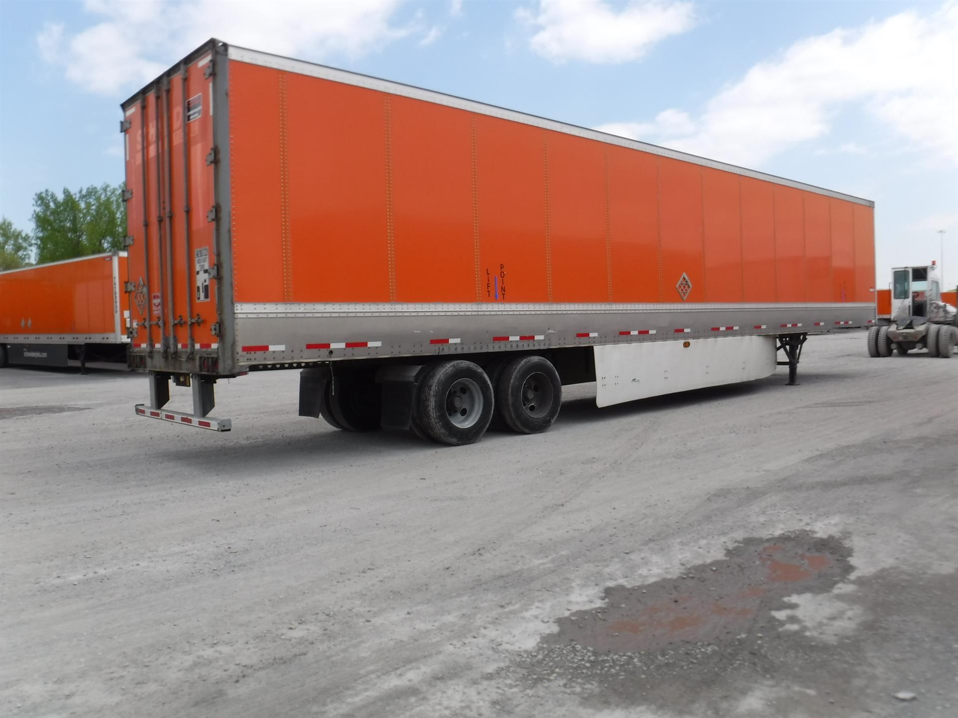 2009 Wabash Van for sale-59219195