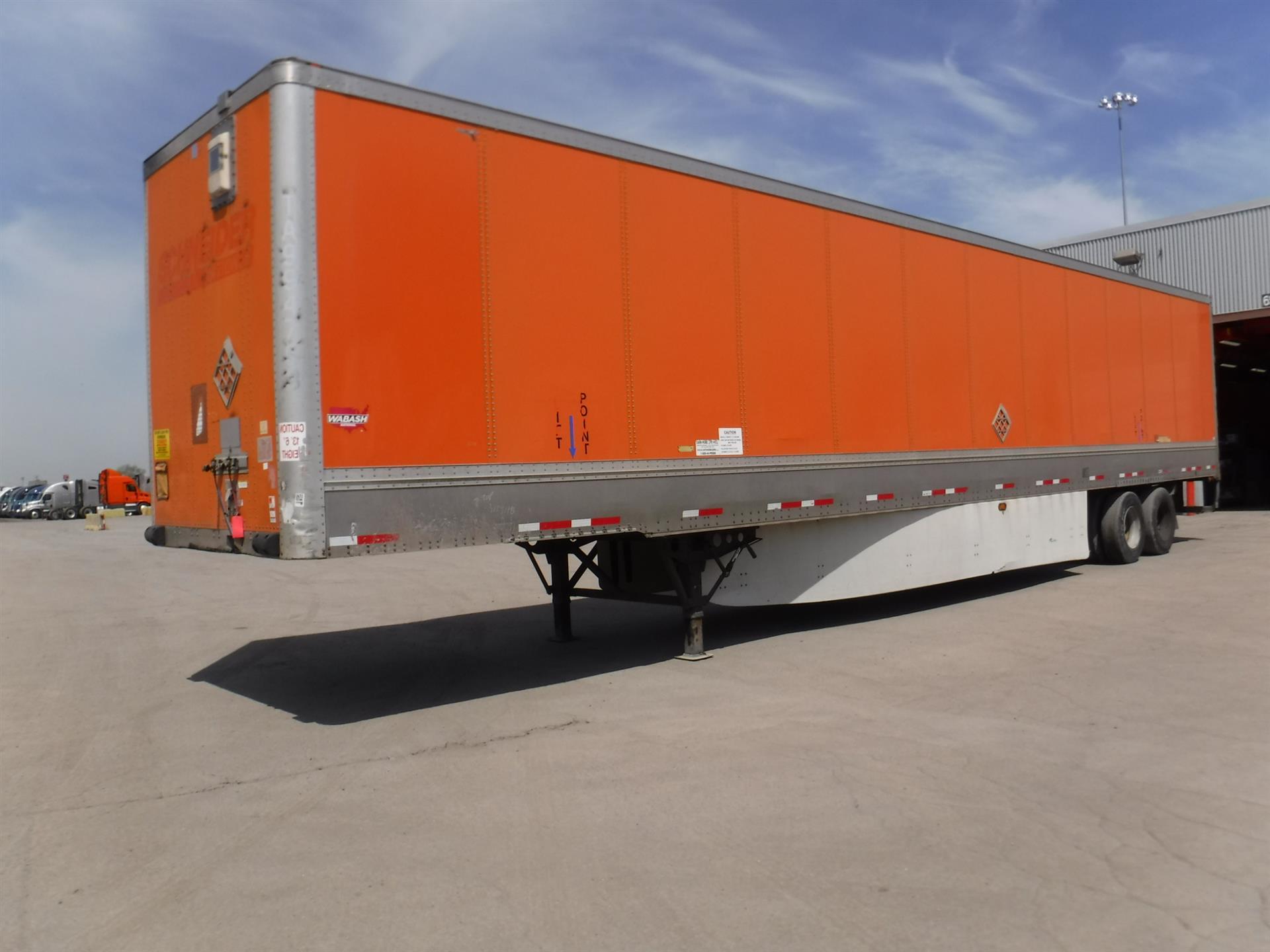2009 Wabash Van for sale-59219199