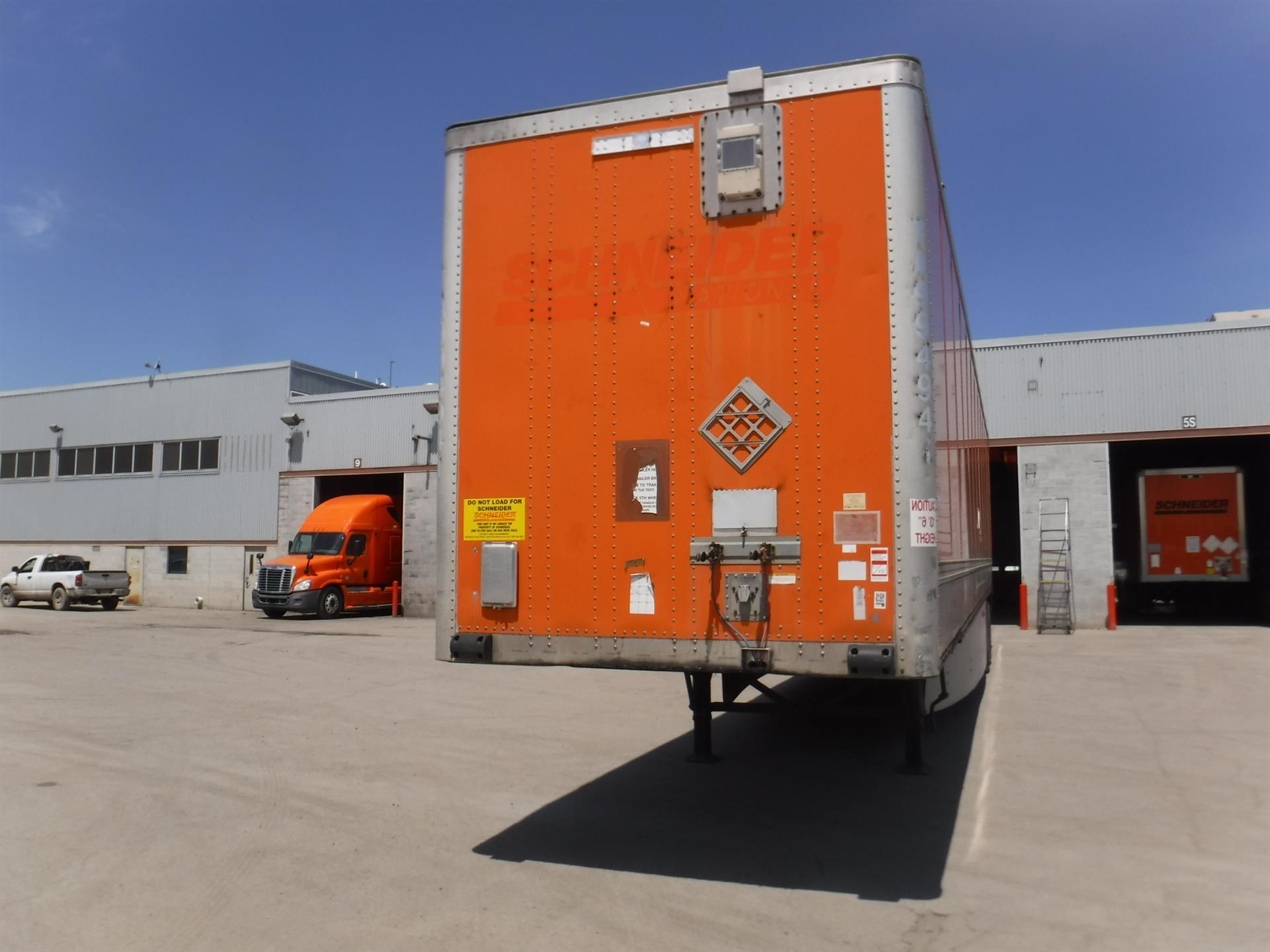 2009 Wabash Van for sale-59219202