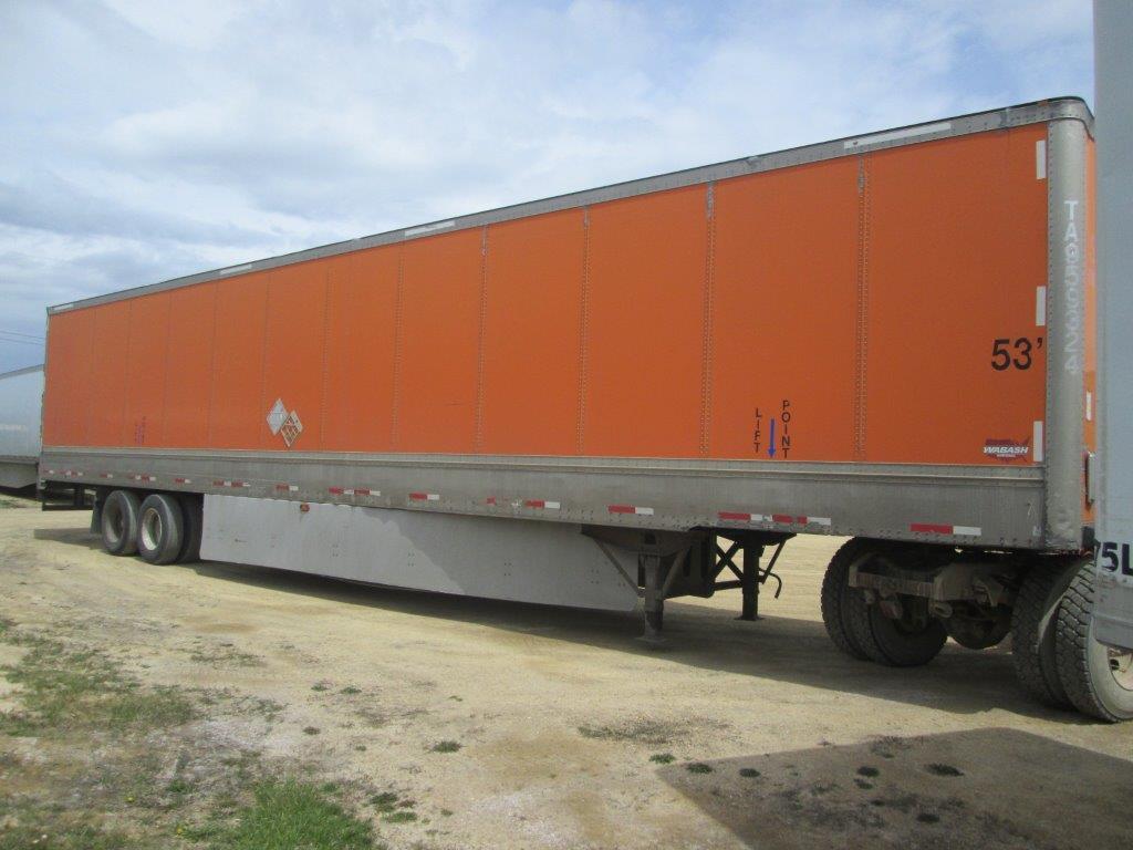 2009 Wabash Van for sale-59293231