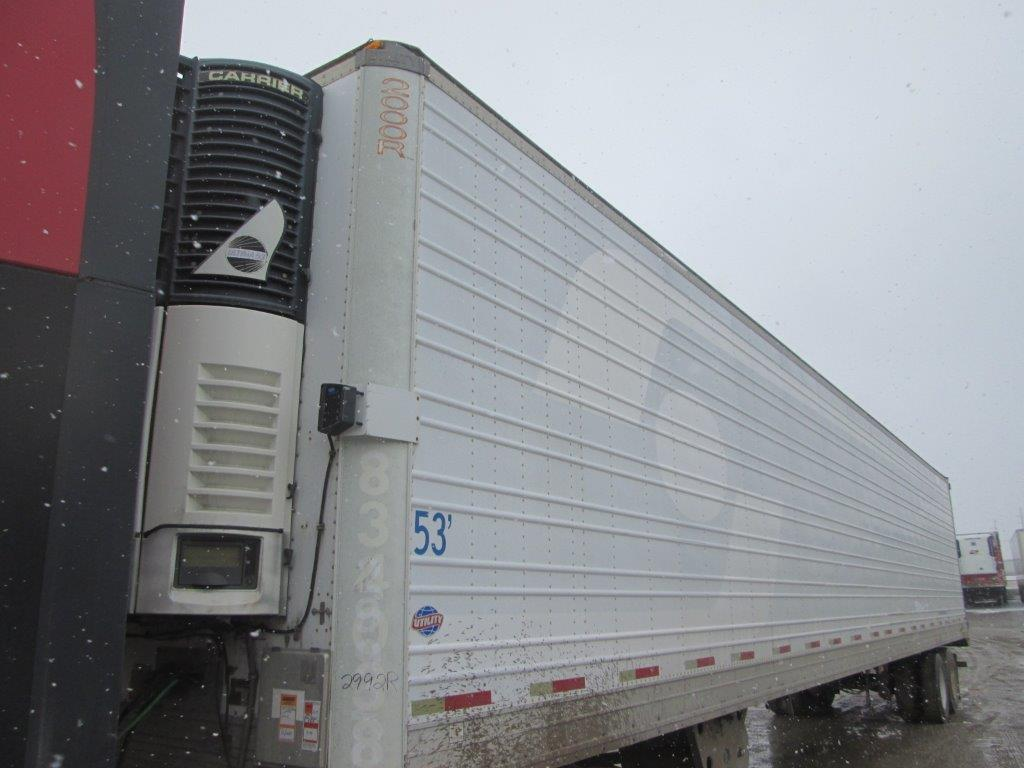 2001 Utility Reefer for sale-59275727