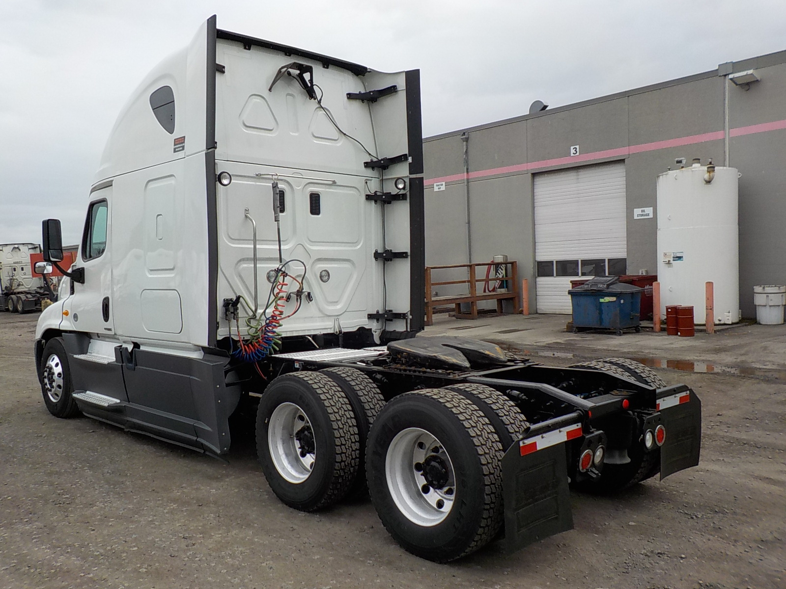 2015 Freightliner Cascadia for sale-59219282