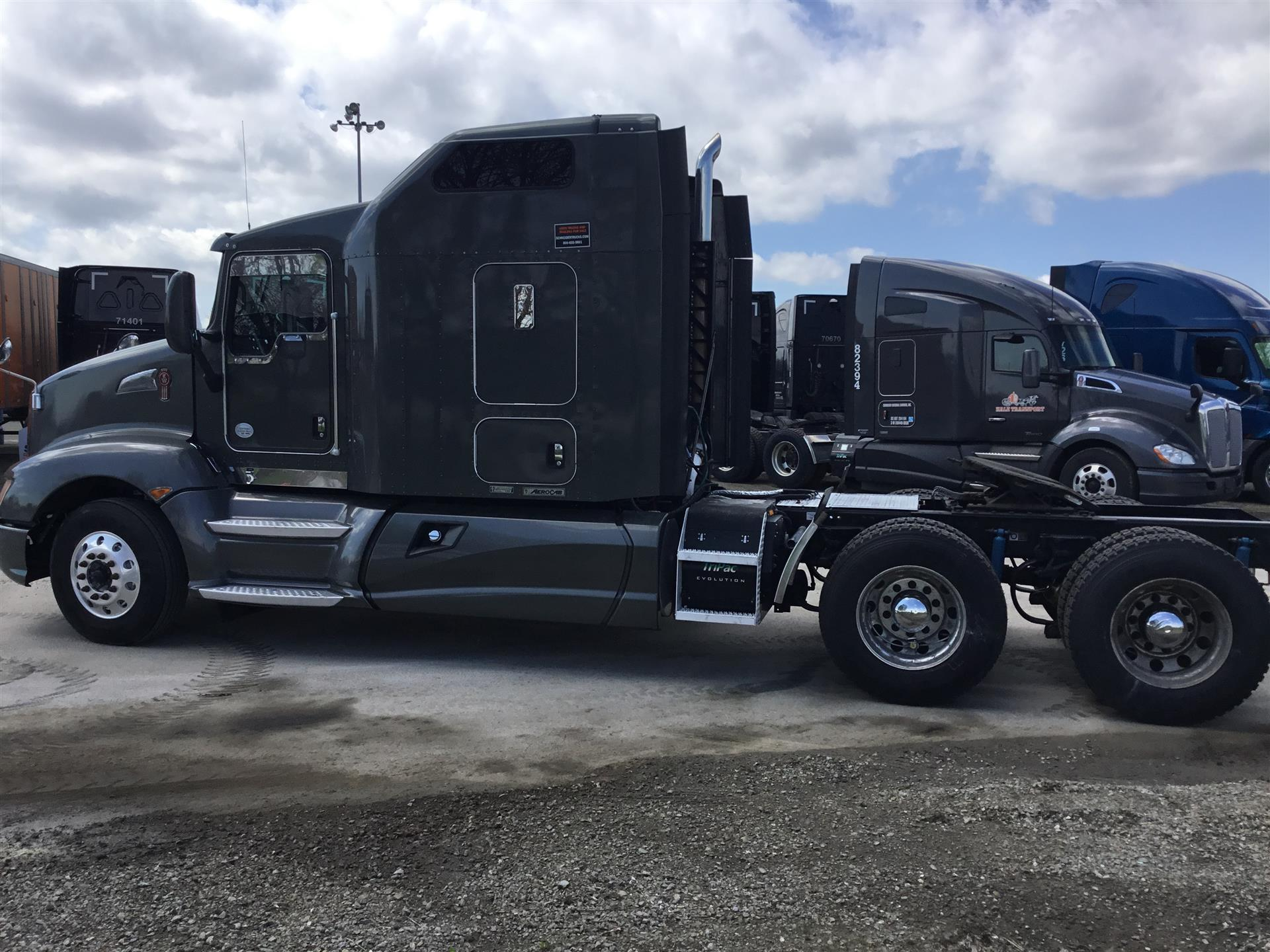 2014 Kenworth T660 for sale-59233838