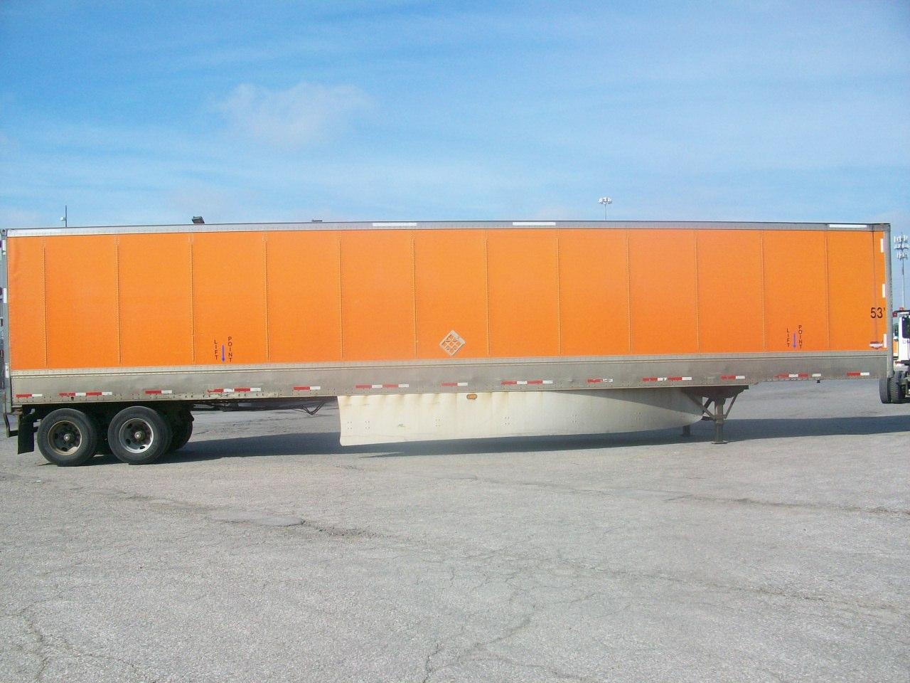2005 Wabash Van for sale-59219332