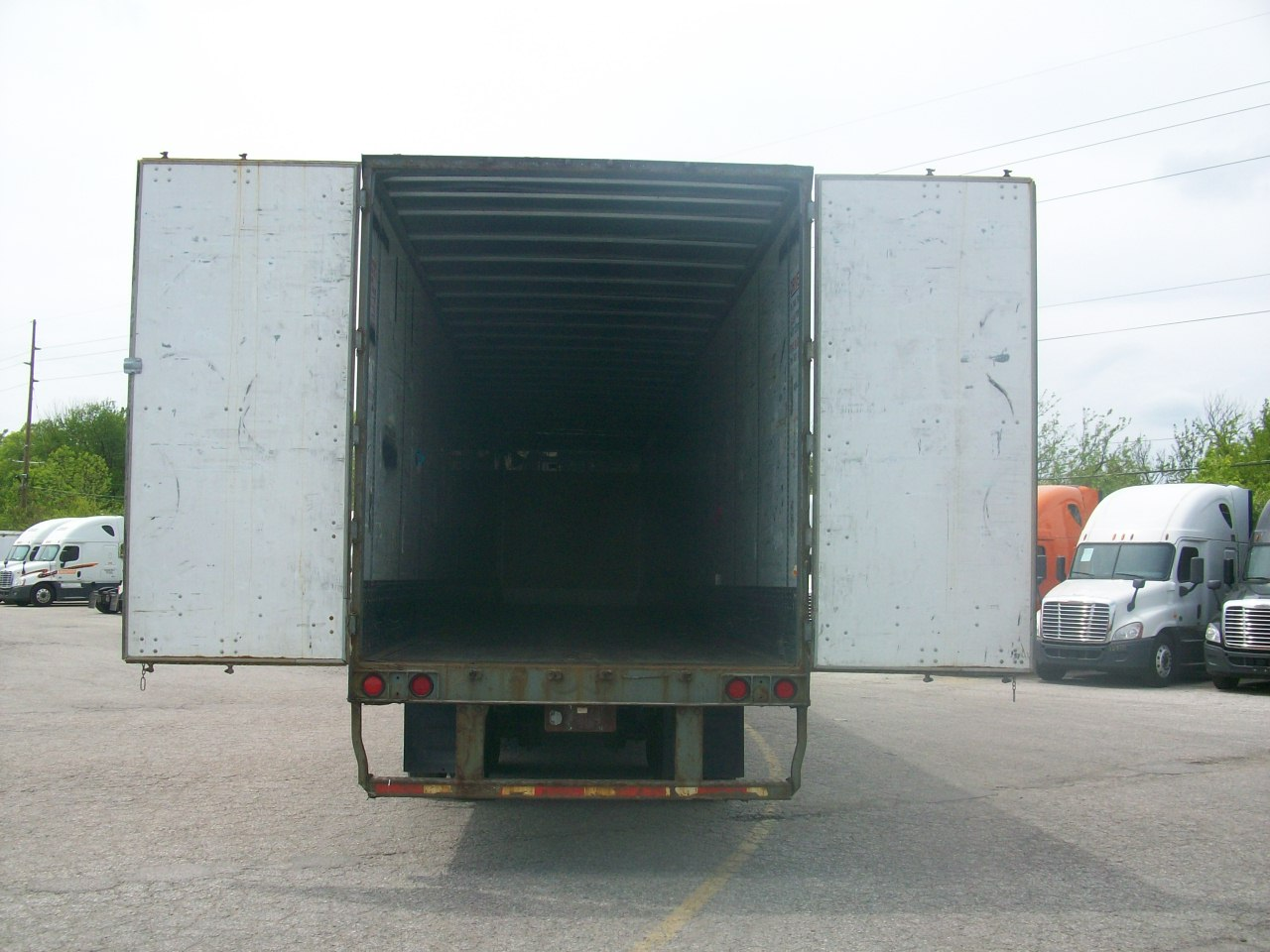 2009 Wabash Van for sale-59219309