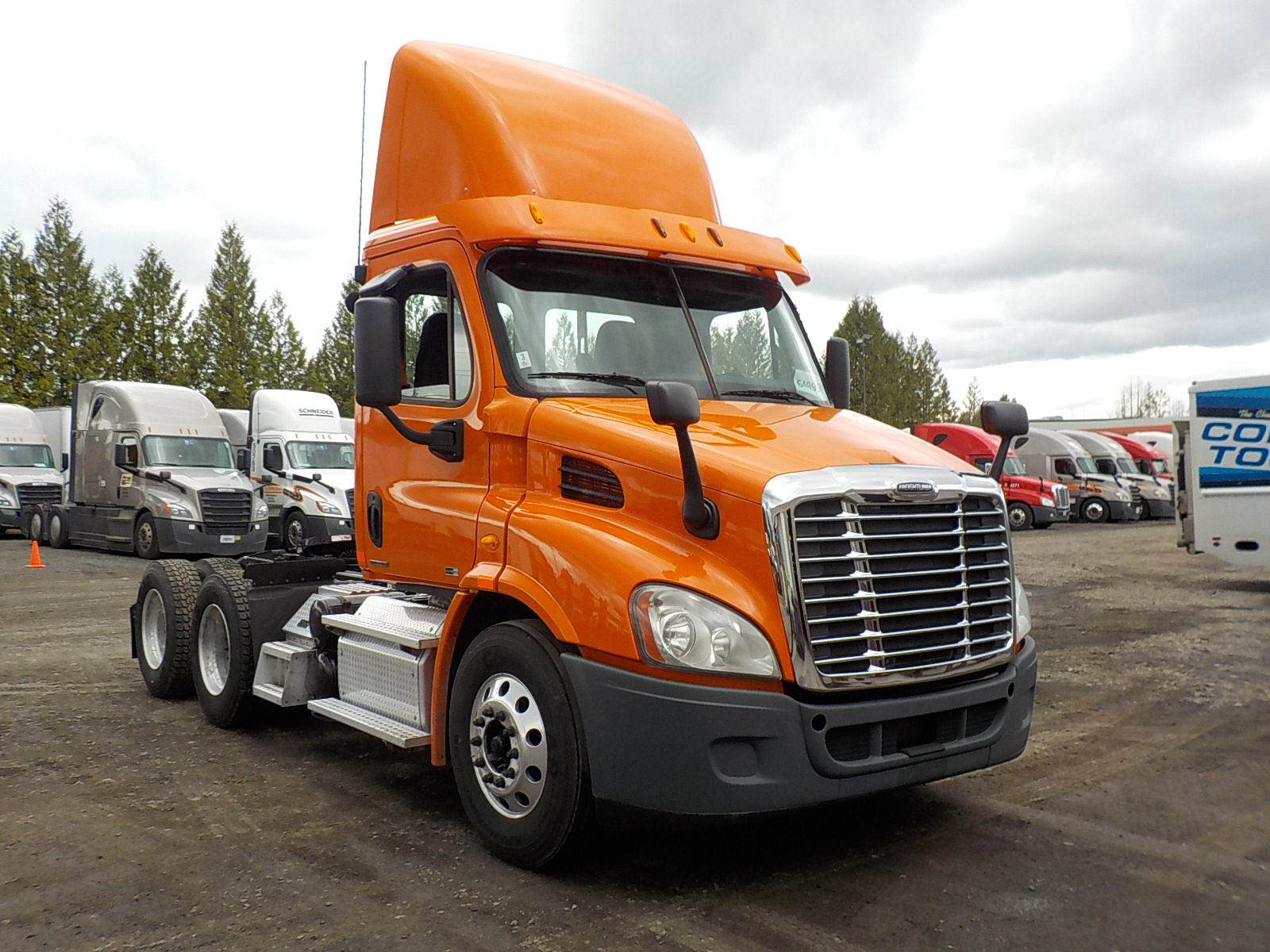 2012 Freightliner Cascadia for sale-59220036