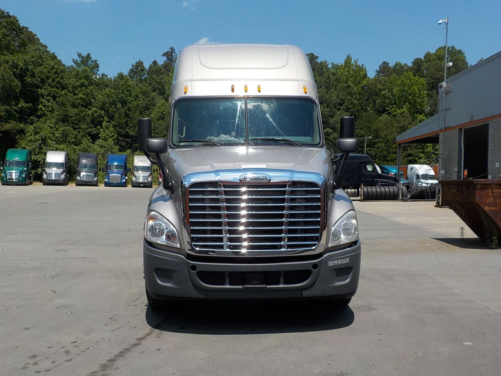 2015 Freightliner Cascadia for sale-59220066
