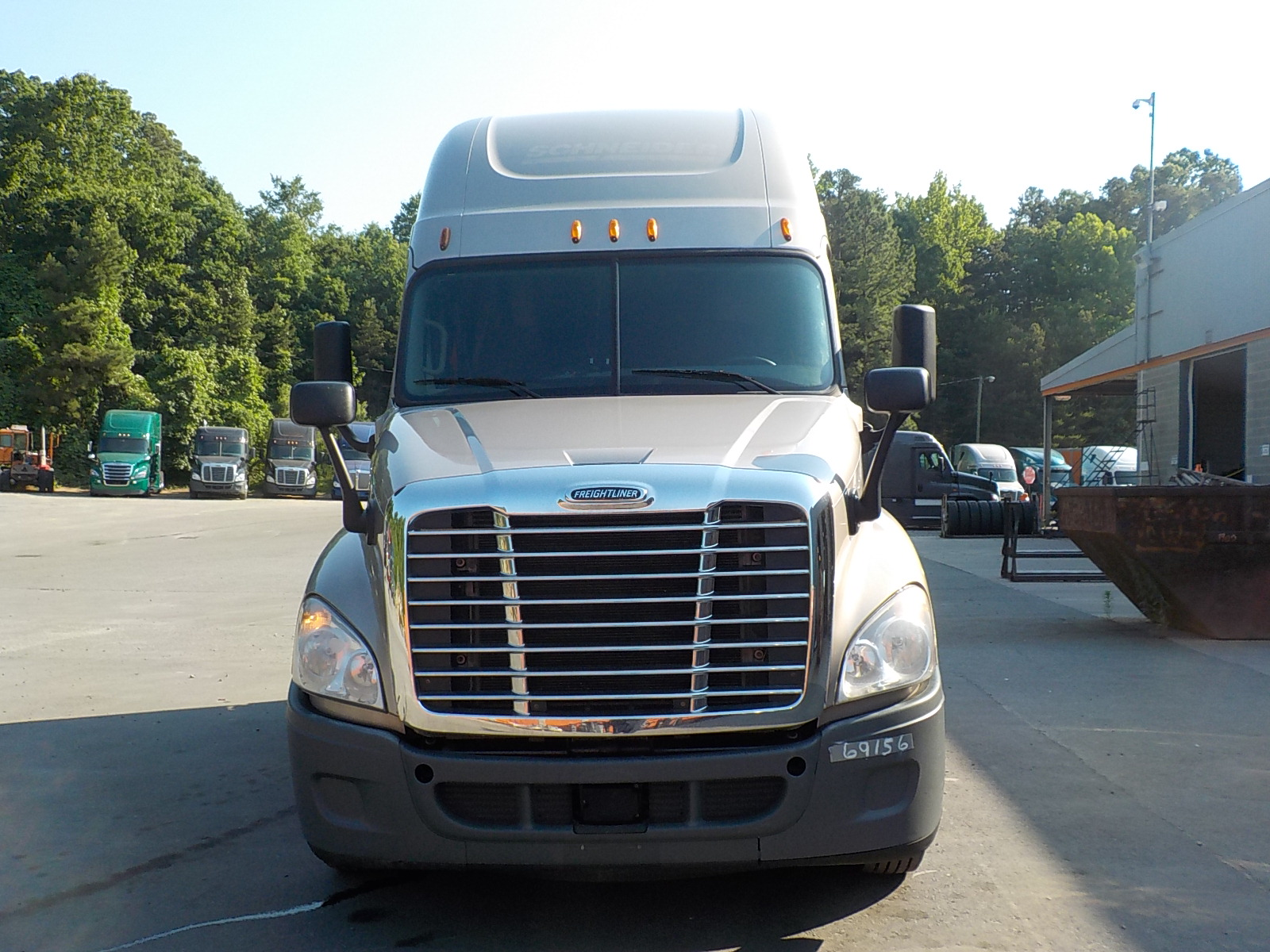 2015 Freightliner Cascadia for sale-59220073