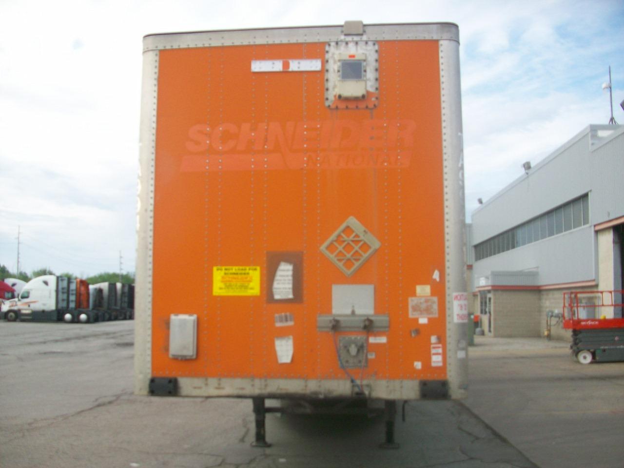2009 Wabash VAN for sale-59290064