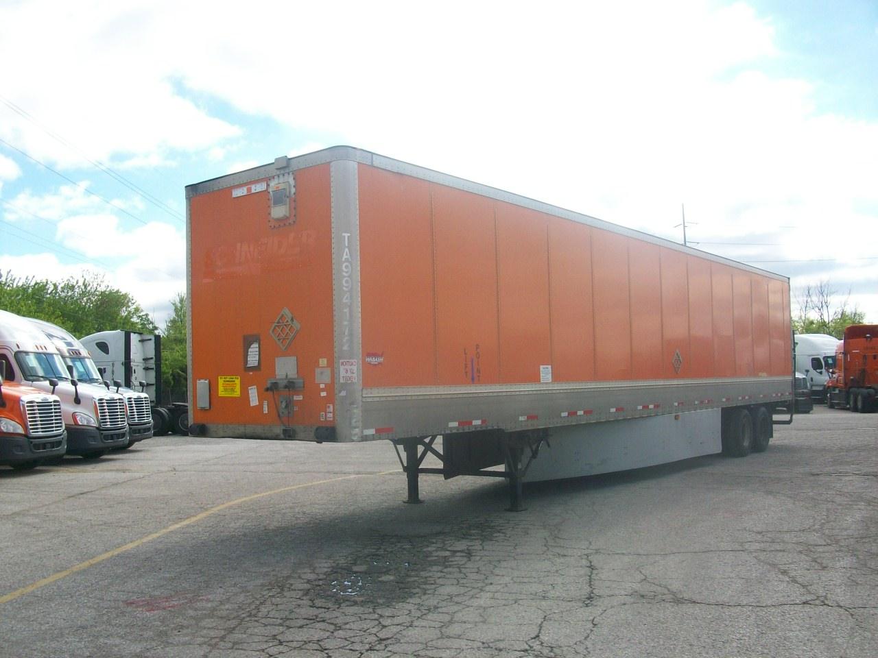 2009 Wabash VAN for sale-59290065