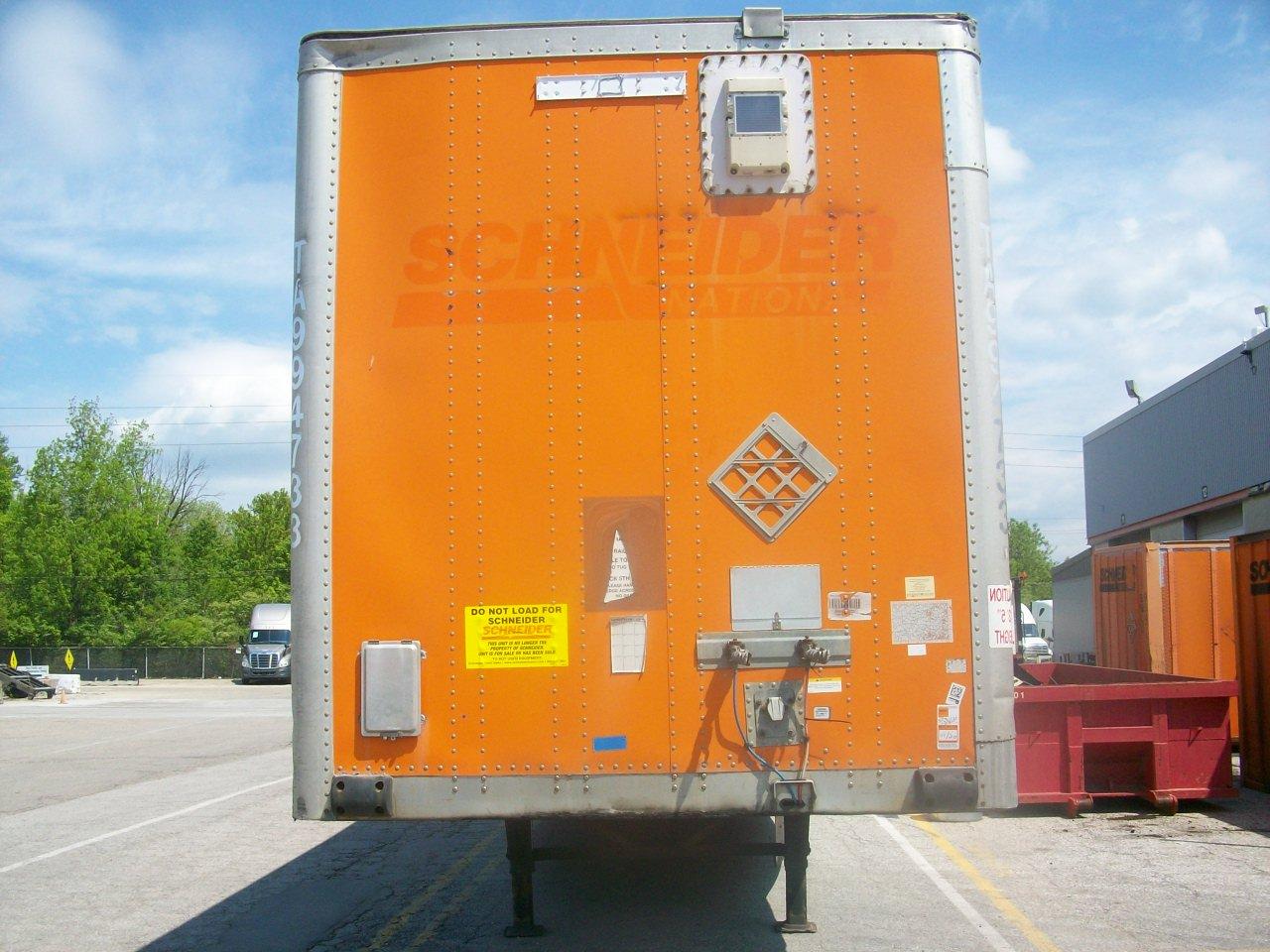 2009 Wabash VAN for sale-59265889