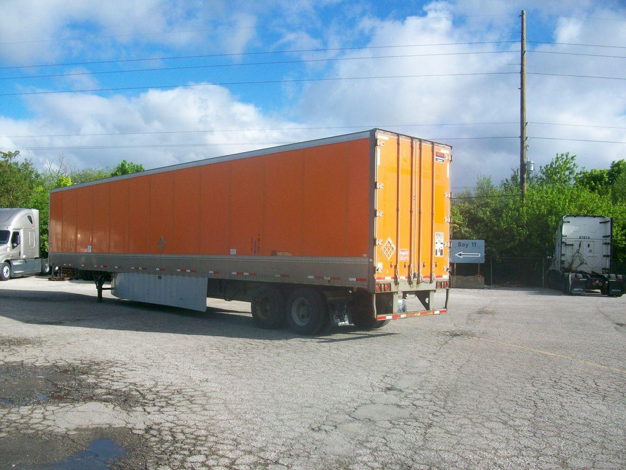 2009 Wabash Van for sale-59220200