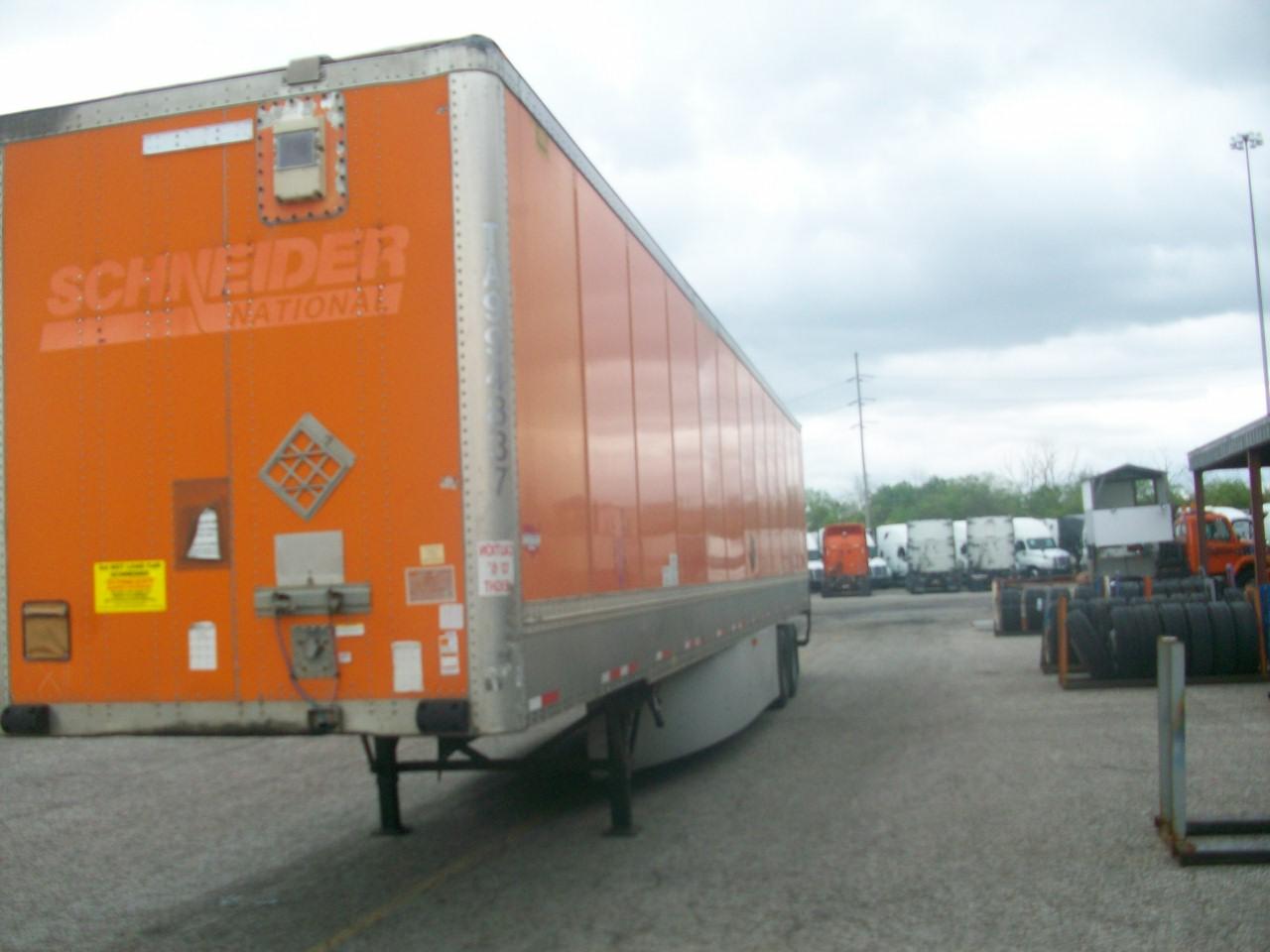 2009 Wabash VAN for sale-59265894