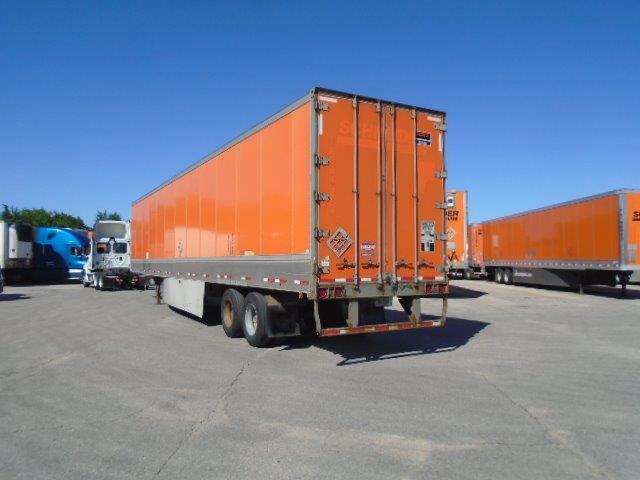 2009 Wabash Van for sale-59220208