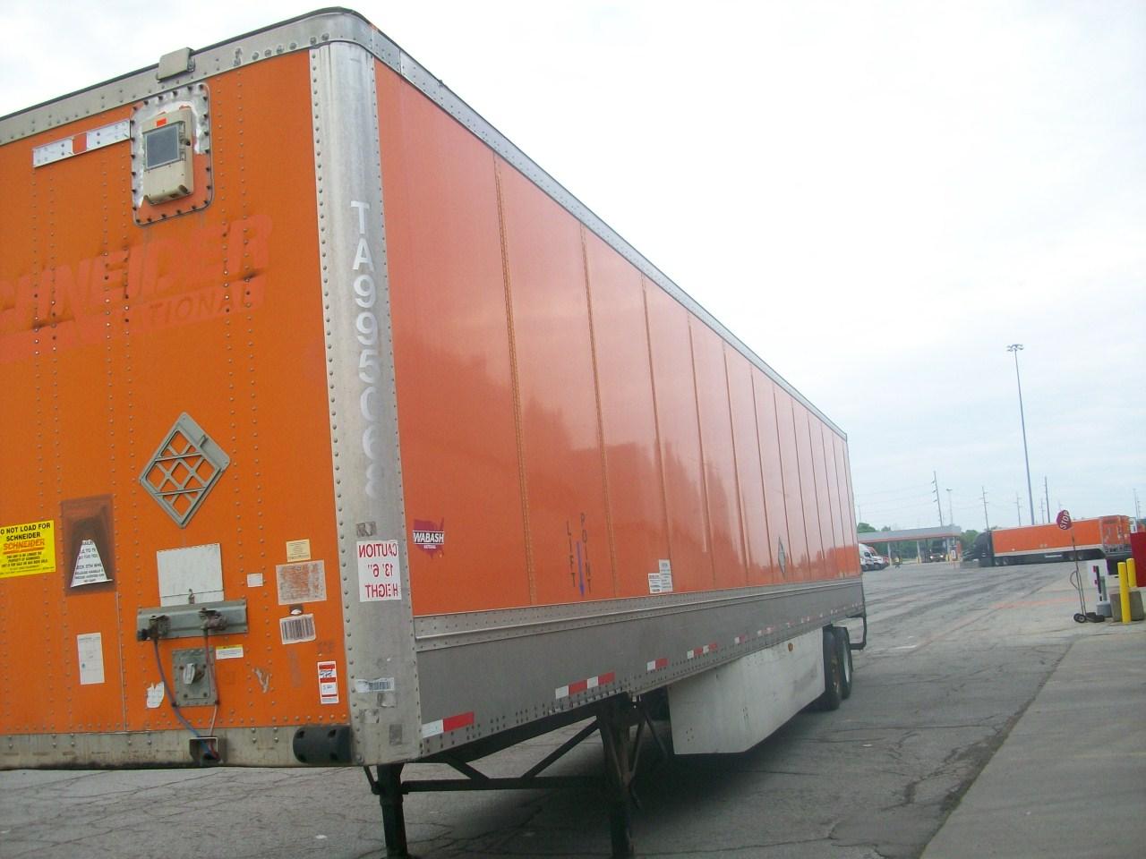 2009 Wabash Van for sale-59220209