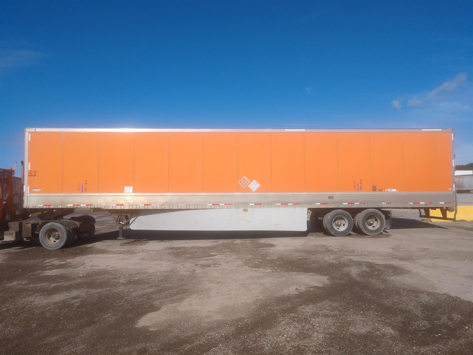 2005 Wabash Van for sale-59220214