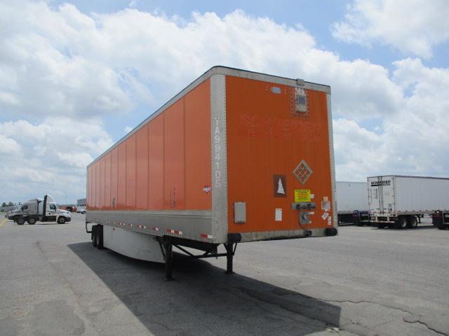 2009 Wabash Van for sale-59220236