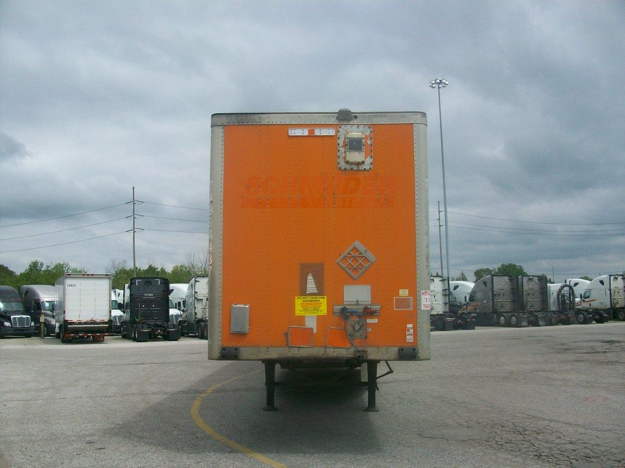 2009 Wabash Van for sale-59220238