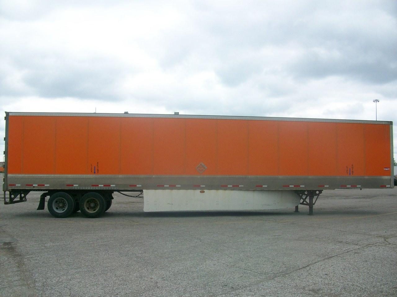 2009 Wabash VAN for sale-59290085
