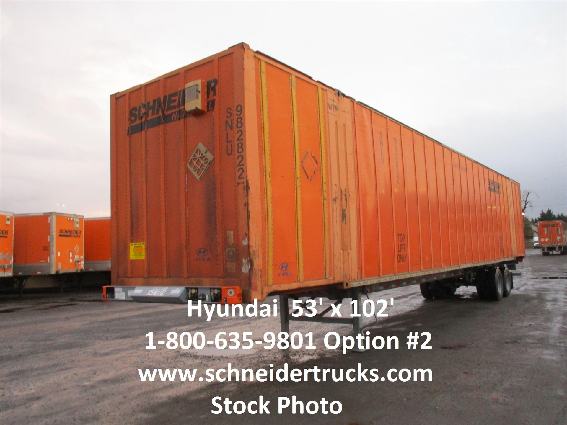 2006 Hyundai Container for sale-59220227