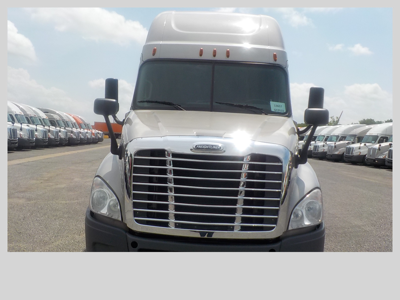 2015 Freightliner Cascadia for sale-59275093