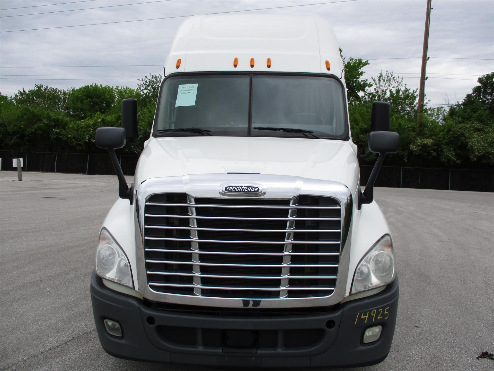 2015 Freightliner Cascadia for sale-59220187
