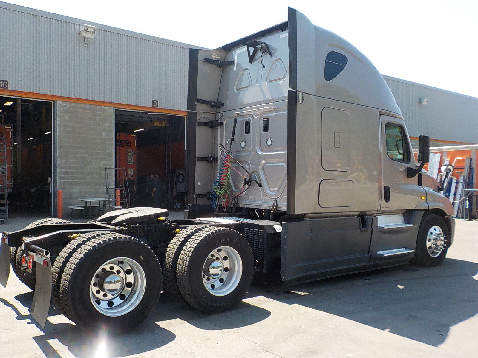 2016 Freightliner Cascadia for sale-59233196