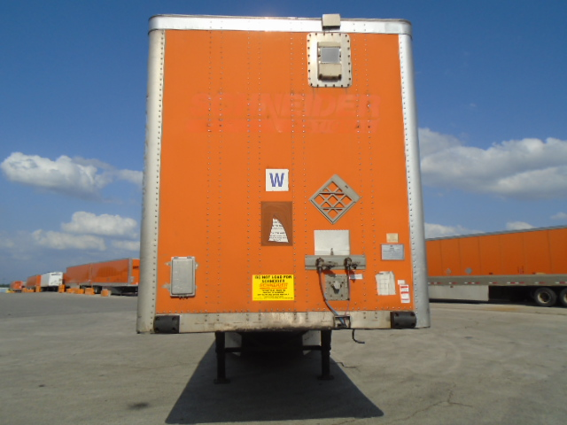 2009 Wabash Van for sale-59220367